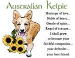 Australian Kelpie Puppy Gifts