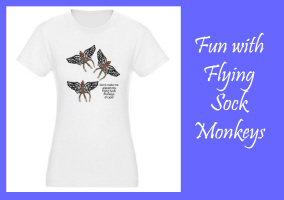 Flying Sock Monkeys!