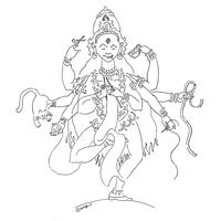 Knitting Kali