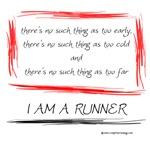 I Am A Runner Slogans