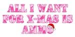 Pink Camo Ammo Xmas