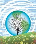 Earth Day Tree 1