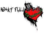 Heart Full Of Pain Design