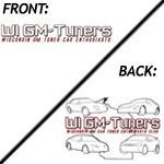 WIGM Multi Car Logo Design