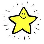 Smiley Face Star