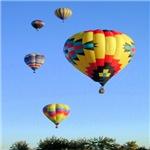 Five Balloons