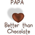 Papa - Better Than Chocolate