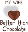 My Wife - Better Than Chocolate