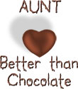 Aunt - Better Than Chocolate