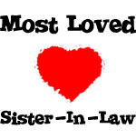 Most Loved Sister-in-law