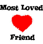 Most Loved Friend