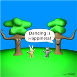 Dancing is Happiness