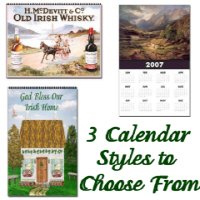 Irish & Celtic Calendars
