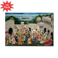 Hindu Art Magnets