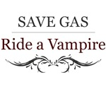Twilight - Save Gas Ride a Vampire