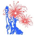 Fireworks Liberty