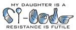 CI-Borg Resistance Daughter