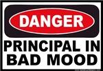 Danger Principal in Bad Mood