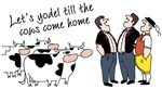 Yodel Till the Cows Come