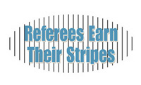 Referees Earn Their Stripes