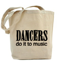 Dancers do it to Music