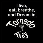 Black Tornado T-Shirts