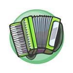 Green Accordian Design
