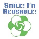 Smile! I'm Reusable!