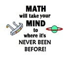 MATH will take your MIND to NEVER BEEN BEFORE