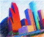 Houston Texas - Art