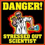 Stressed Out Scientists