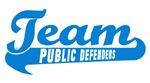 Blue Team Softball Jerseys and Caps