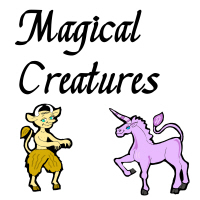 Magickal Creature Designs