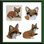 Fox Lovers T-shirts and Gifts