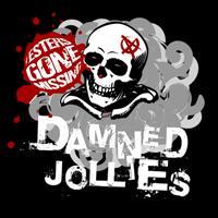 Damned Jollies Punk Rock T-Shirts