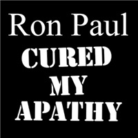 Ron Paul Cured My Apathy