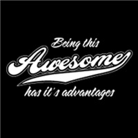 Being This Awesome