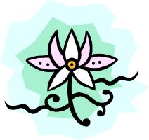 Cool Hip Meditation Lotus Flower T-Shirts Gifts