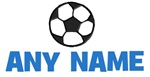 Soccer Design with Any Name