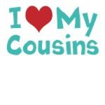 I Love My Cousins - Heart