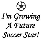 Growing A Future Soccer Star