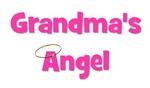 Grandma's Angel - Pink