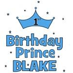 1st Birthday Prince Blake!