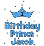 1st Birthday Prince Jacob!