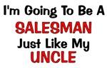Salesman Uncle Profession
