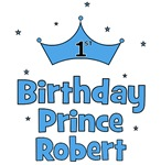 1st Birthday Prince ROBERT!