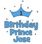 1st Birthday Prince JOSE!