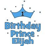 1st Birthday Prince ELIJAH!