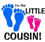Little Cousin Baby Footprints