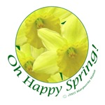 Daffodils, Oh Happy Spring